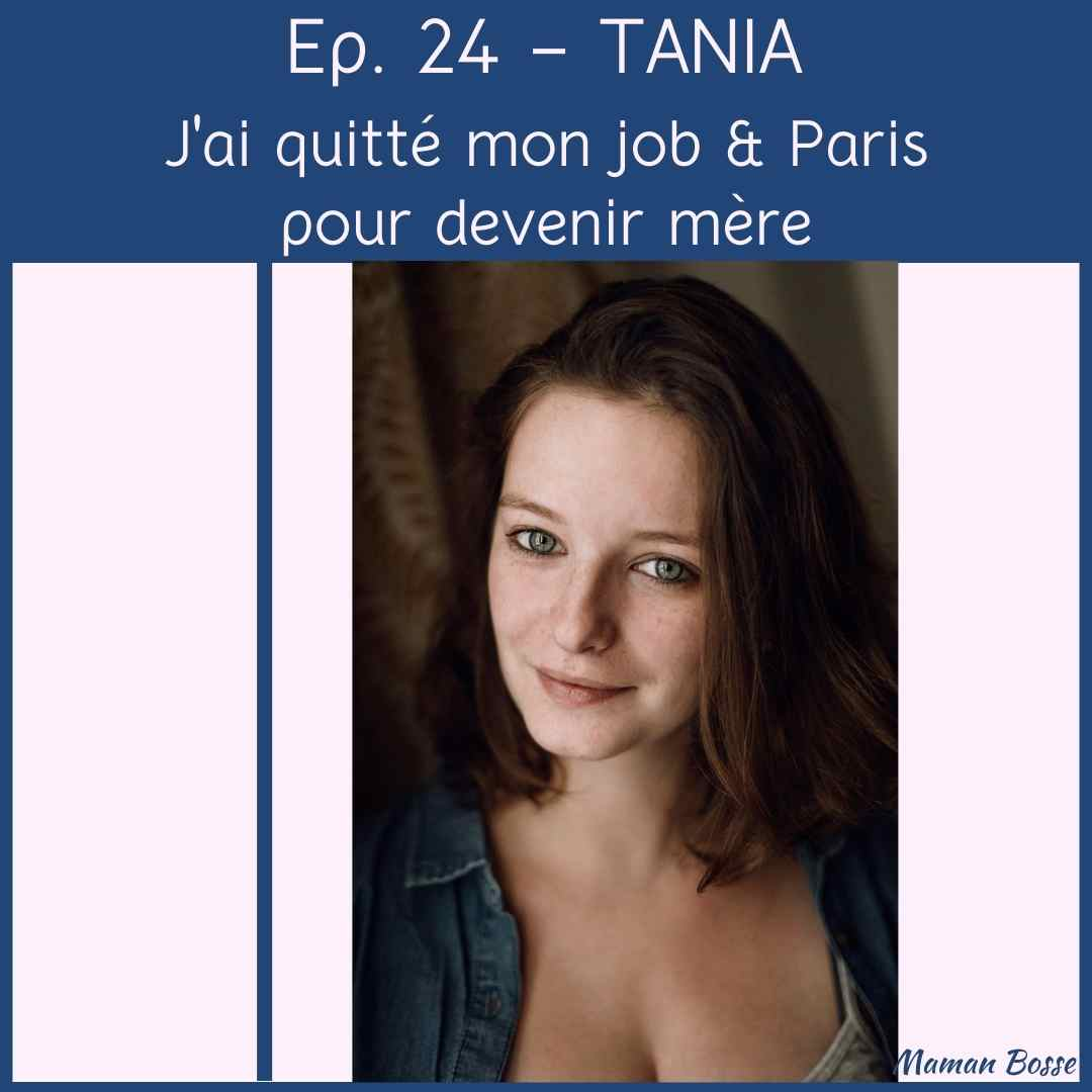 couverture episode 24 maman bosse podcast