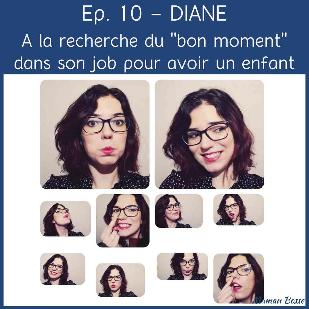 couverture episode 10 maman bosse podcast