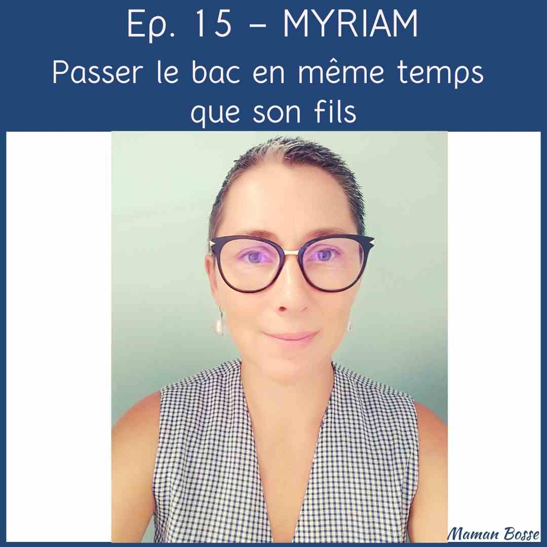 couverture episode 15 maman bosse podcast