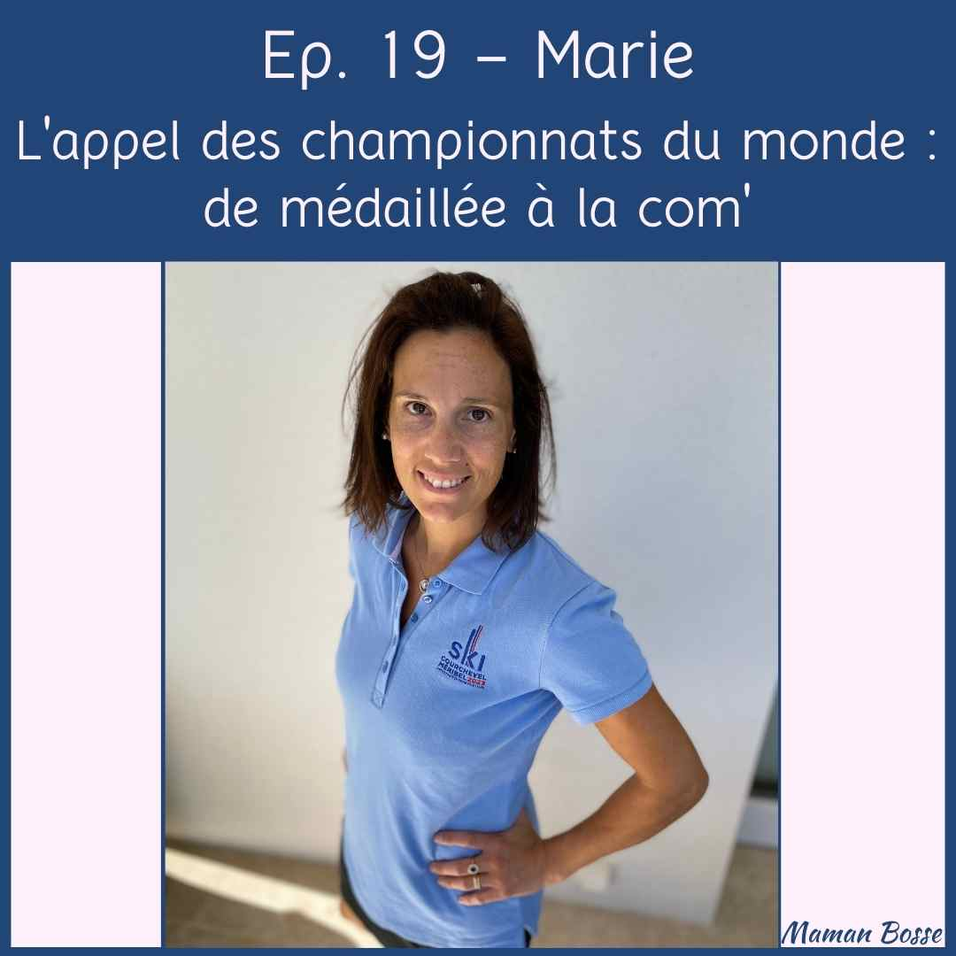 couverture episode 19 maman bosse podcast