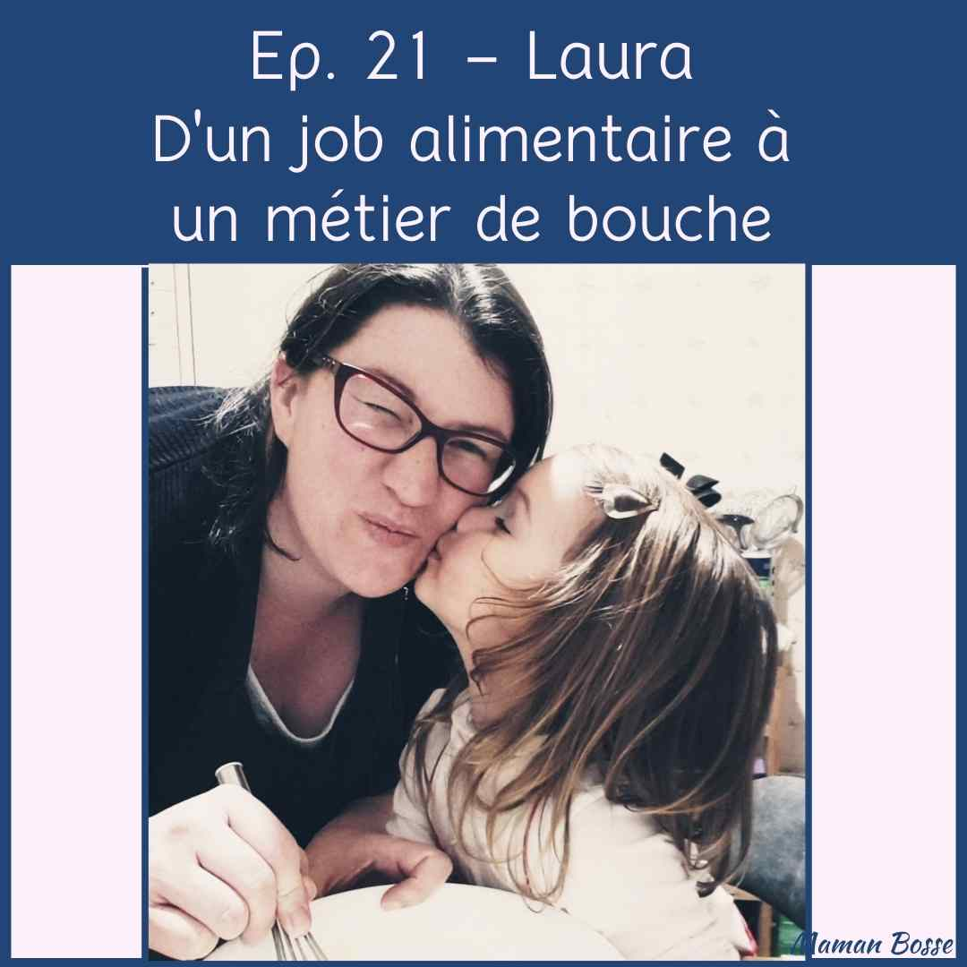 couverture episode 21 maman bosse podcast